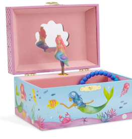 Jewelkeeper Musical Jewelry Box Mermaid 1
