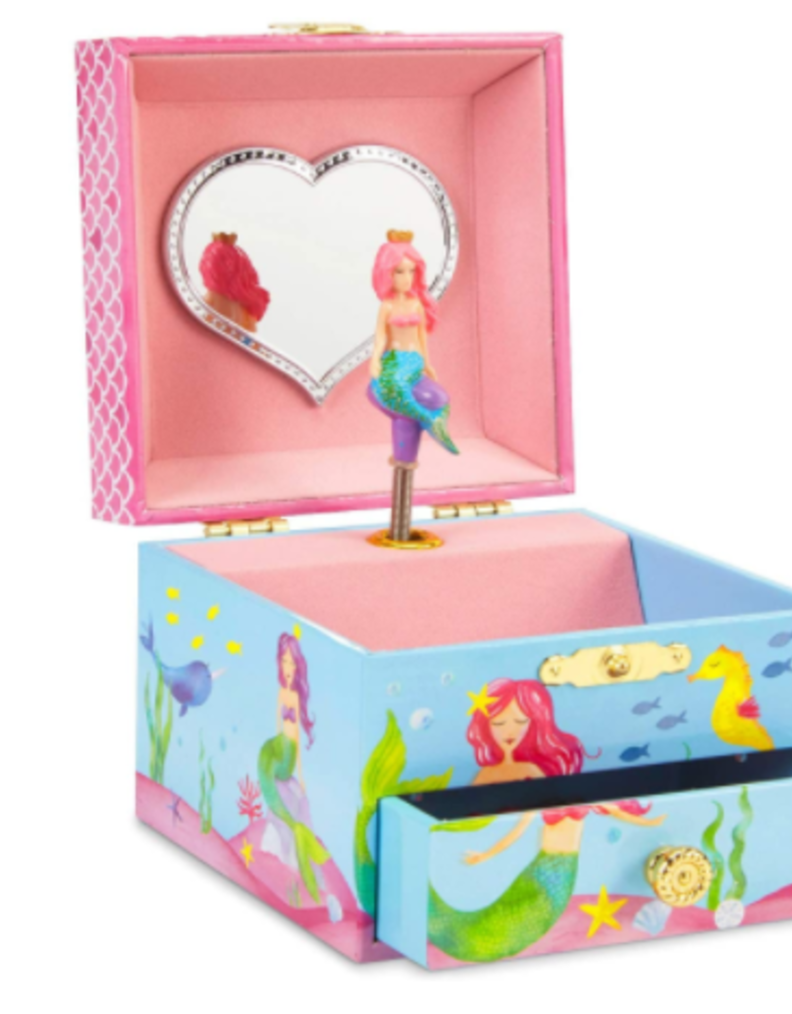 Jewelkeeper Musical Jewelry Box Mermaid 2