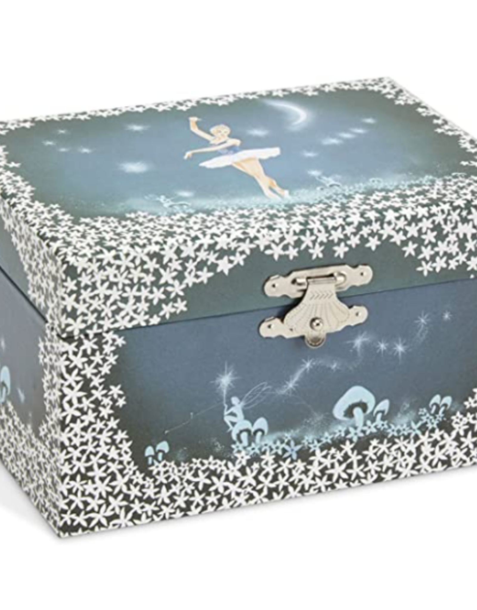 Jewelkeeper Musical Jewelry Box ballerina 2