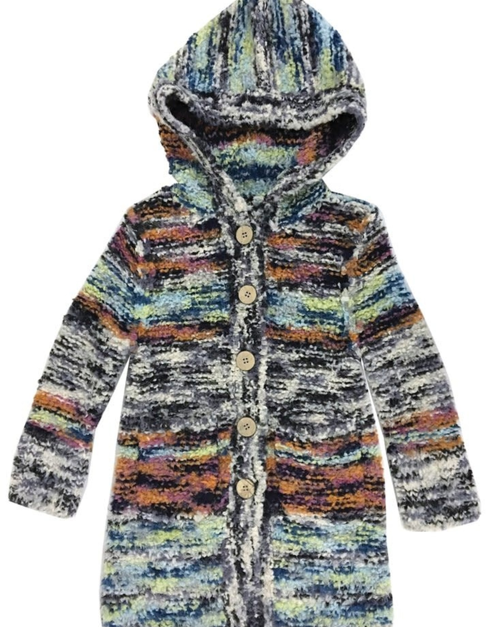 Mimi & Maggie Rocky Mountain Cuddly Sweater