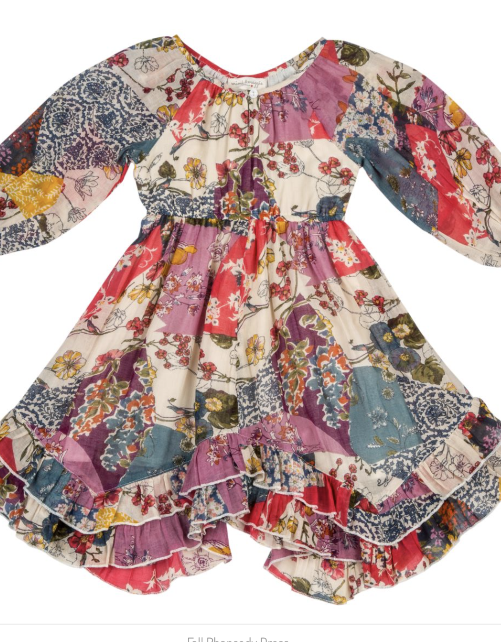 Mimi & Maggie Fall Rhapsody Dress