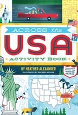 Kane Miller Across the USA Activity Book