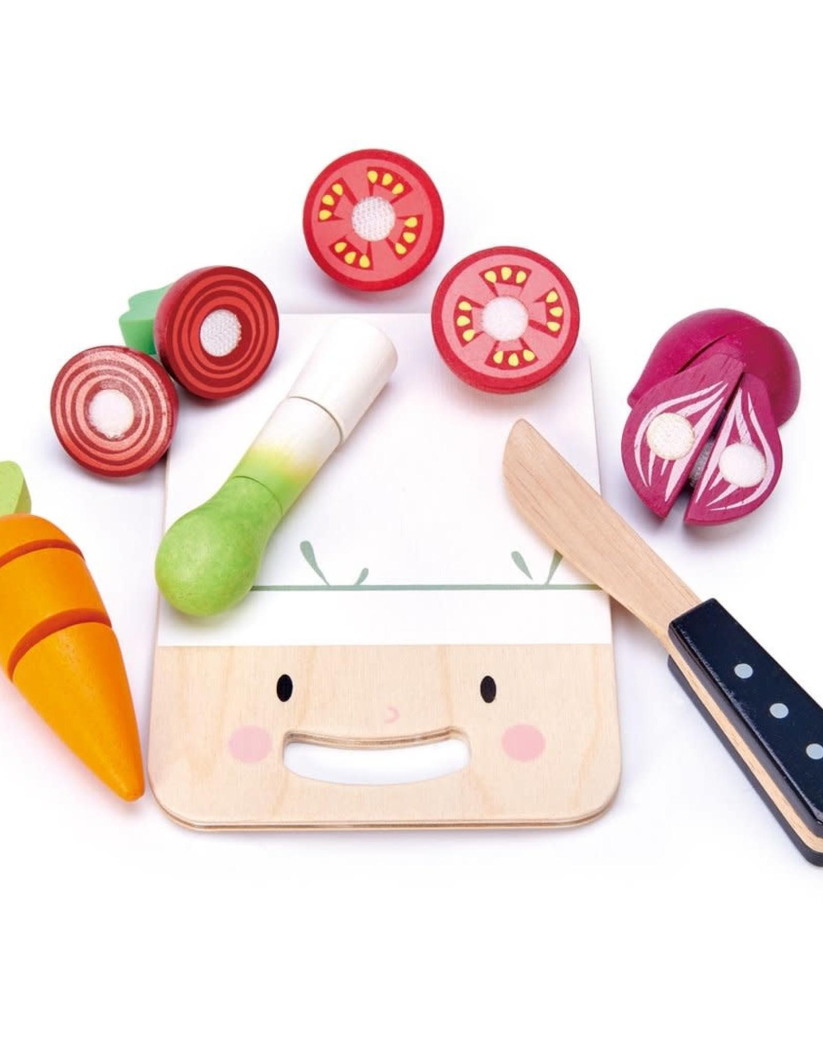 Tender Leaf Toys Mini Chef Chopping Board