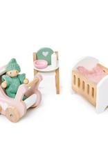 Tender Leaf Tender Leaf Toys Dolls House Nursery Set
