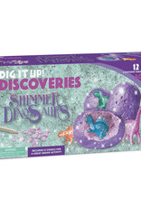 Dig it up! Discoveries Shimmer Dinosaurs