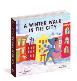 A Winter Walk in the City By Cathy Goldberg Fishman
