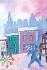 A Winter Walk in the City By Cathy Goldberg Fishman