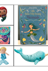 Make A Wish Mermaid Gift Set
