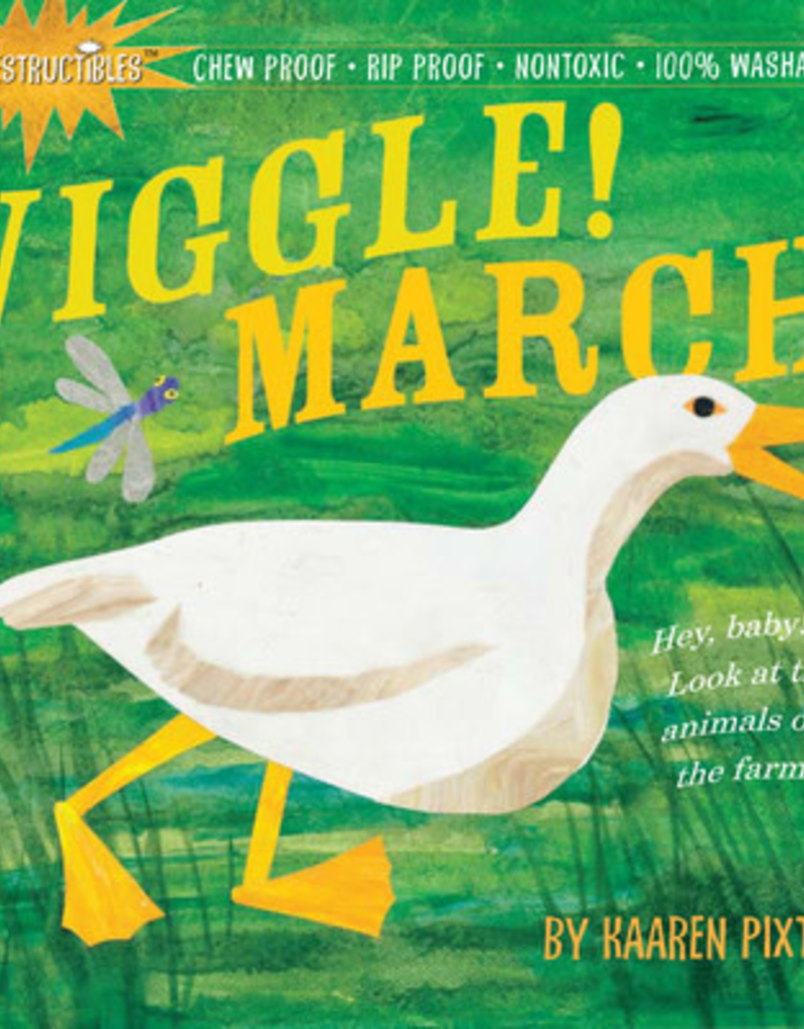 Workman Indestructibles Book Wiggle March