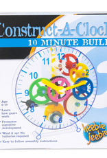 Heebie Jeebies Heebie Jeebies Construct a Clock