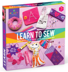 Ann Williams Ann Williams Craft-tastic Learn to Sew Kit