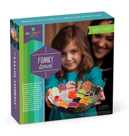 Ann Williams Ann Williams Craft-tastic Make Together Family Bowl