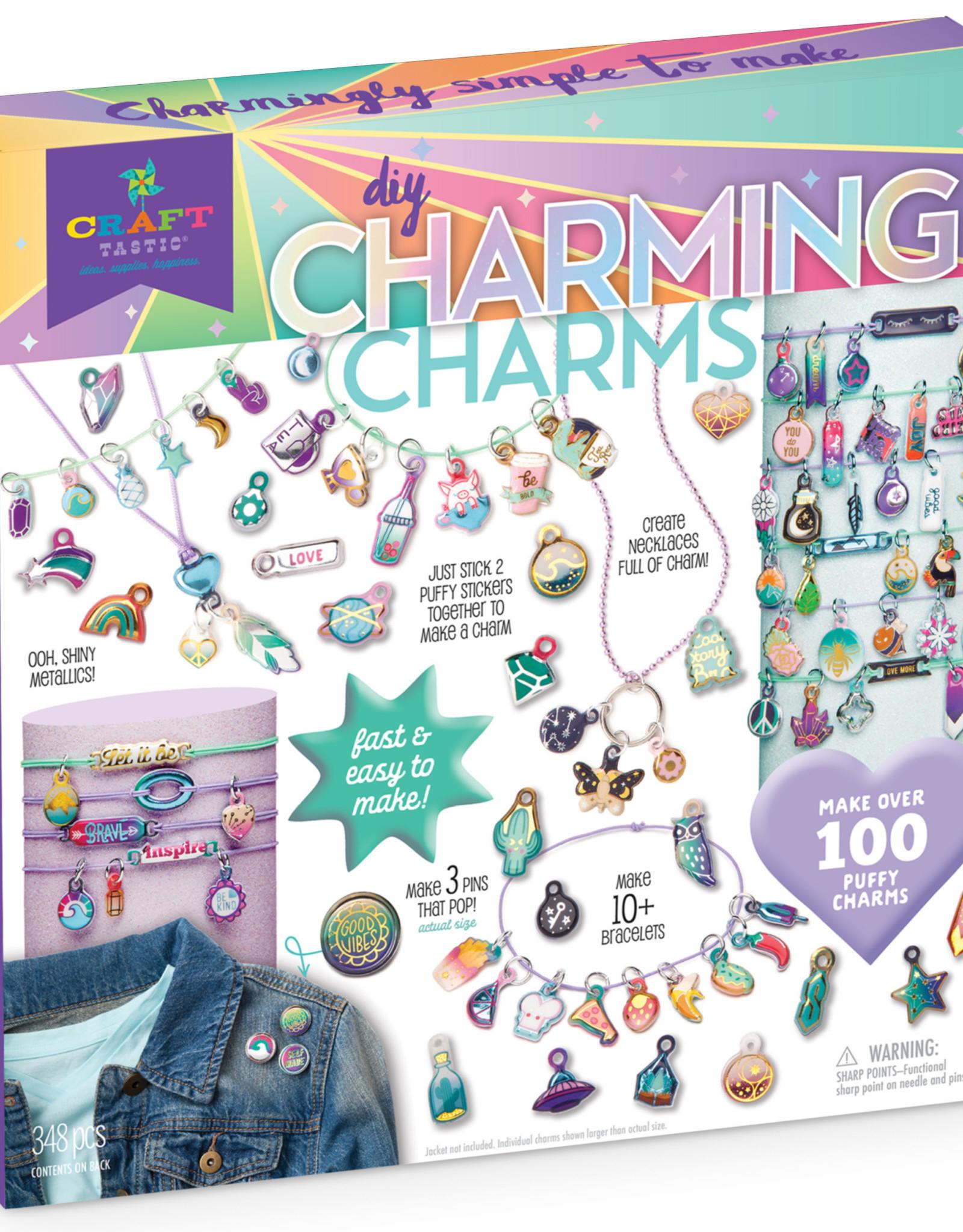 Ann Williams Ann Williams Craft-tastic DIY Charming Charms