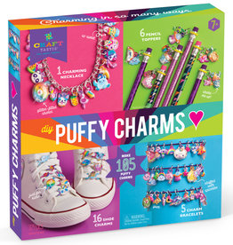 Ann Williams Ann Williams Craft-tastic DIY Puffy Charms