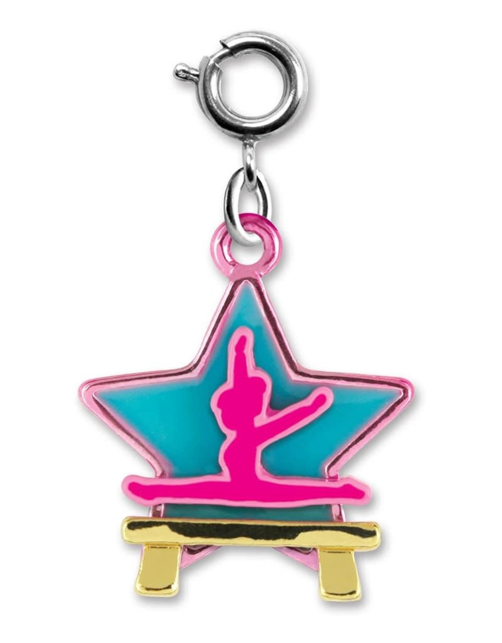 Charm It! Gymnastics Girl Charm