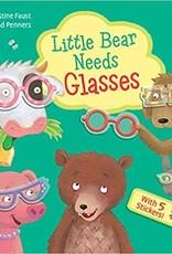 Usborne Little Bear Needs Glasses