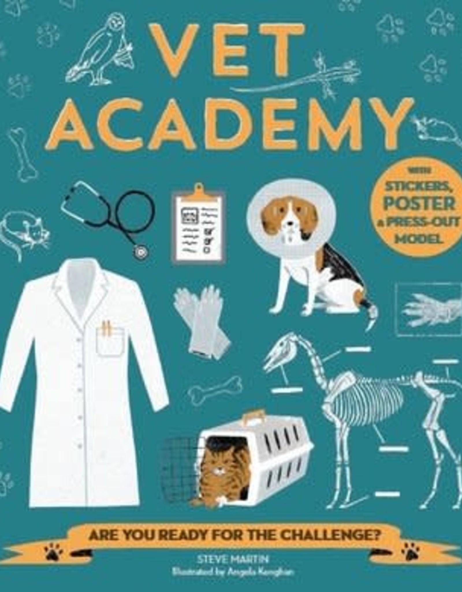Usborne Vet Academy