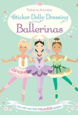Usborne Sticker Dolly Dressing Ballerinas