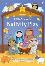 Little Stickers Nativity Play