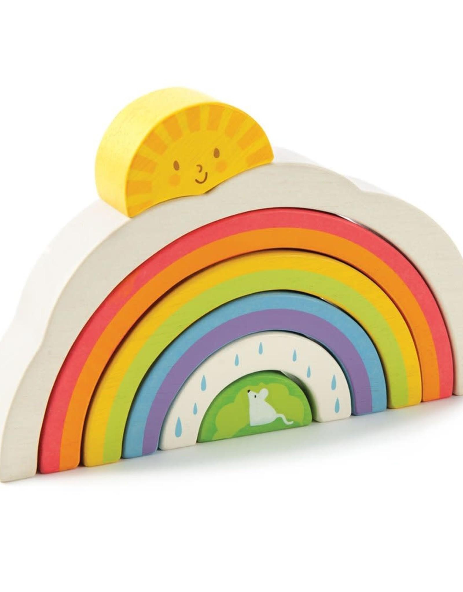 Tender Leaf Tender Leaf Toys Rainbow Tunnel