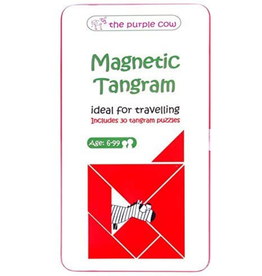 The Purple Cow The Purple Cow To Go Tangram