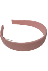 "Bows Arts Headband 1"" - Light Pink"