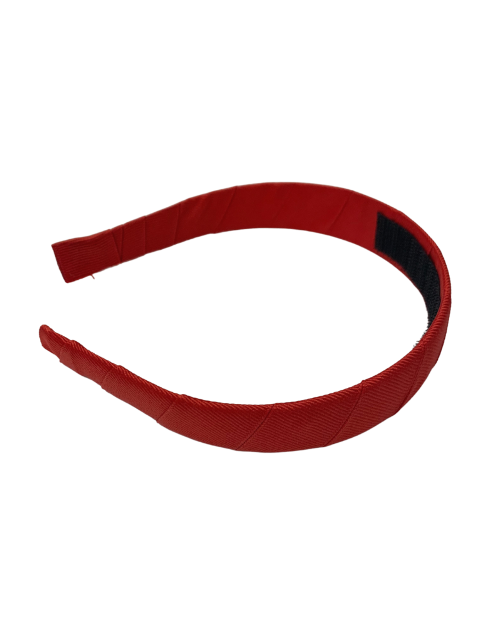 """Bows Arts Headband 1"""" - Red"""
