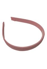 "Bows Arts Headband 1/2"" - Light Pink"