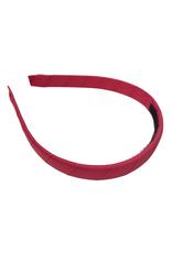 "Bows Arts Headband 1/2"" - Shocking Pink"