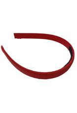 """Bows Arts Headband 1/2"""" - Red"""
