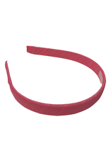 "Bows Arts Headband 1/2"" - Pink"