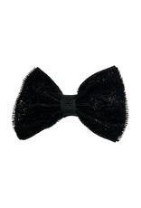 Bows Arts Baby Sparkle Bow Clip - Black
