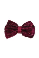 Bows Arts Baby Sparkle Bow Clip - Magenta