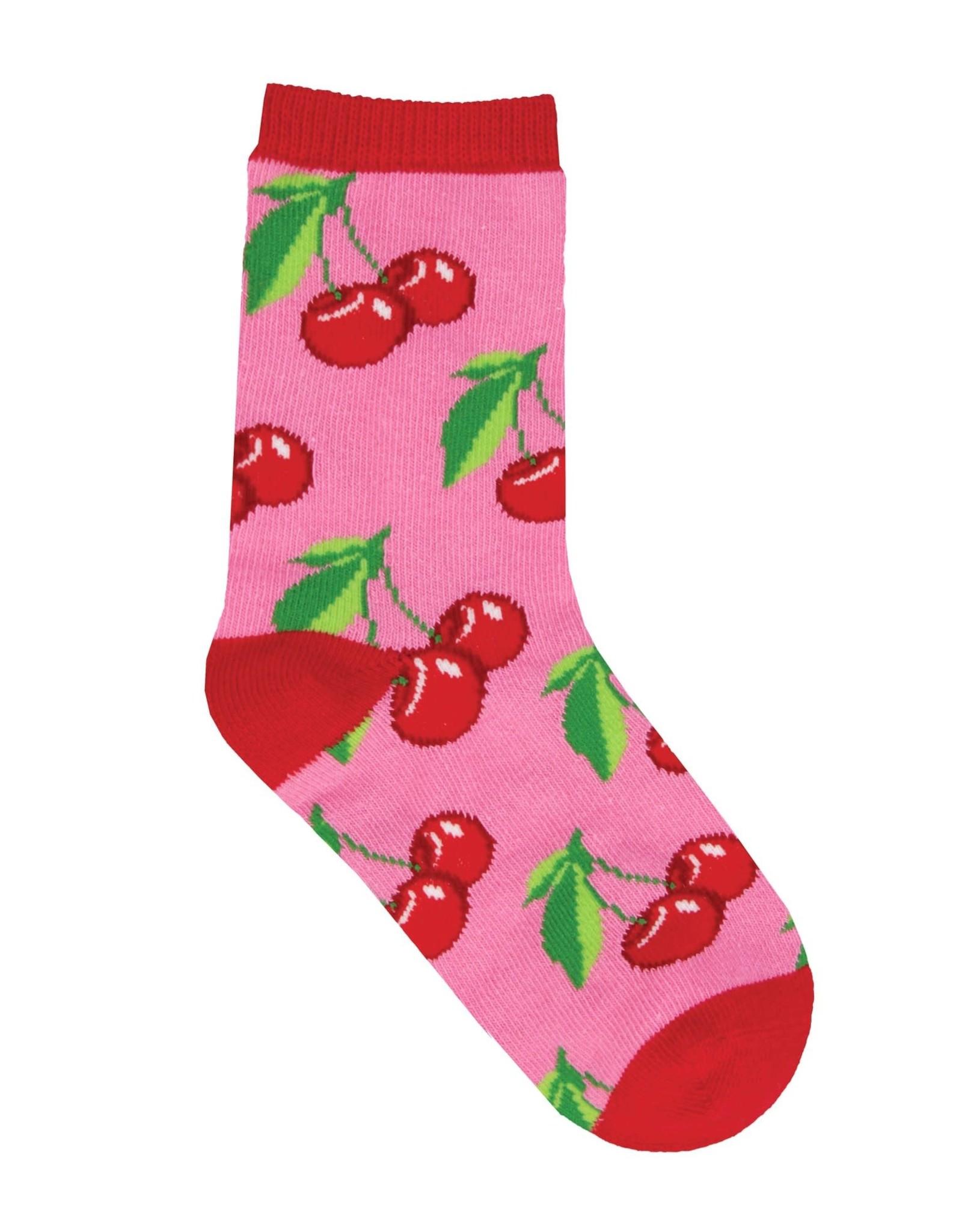 SockSmith Mon Cherry Amour