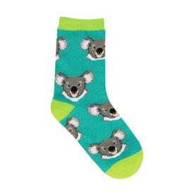 SockSmith Love Eucalyptus Baby Socks