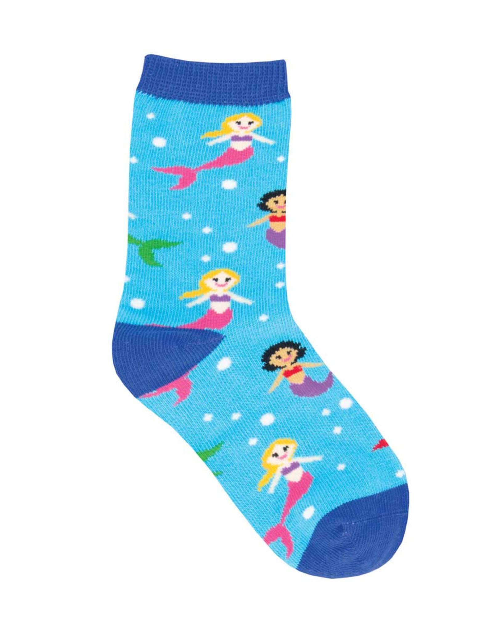 Socksmith Mermaid You Look Socks