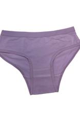 Bellabu Bear Bellabu Bear Girl's Bamboo Underwear - Lavender