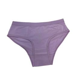 Bellabu Bear Girl's Bamboo Underwear - Lavender