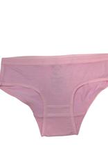 Bellabu Bear Girl's Bamboo Underwear - Pink