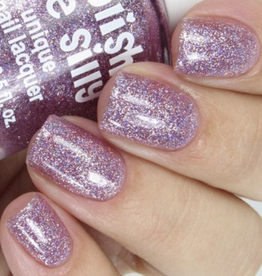 Polish Me Silly Show Off Holographic Nail Polish