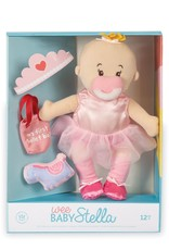 Manhattan Toy Wee Baby Stella, Tiny Ballerina Set