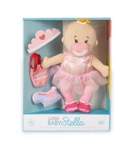 Manhattan Toy Wee Baby Stella, Tiny Ballerina Set