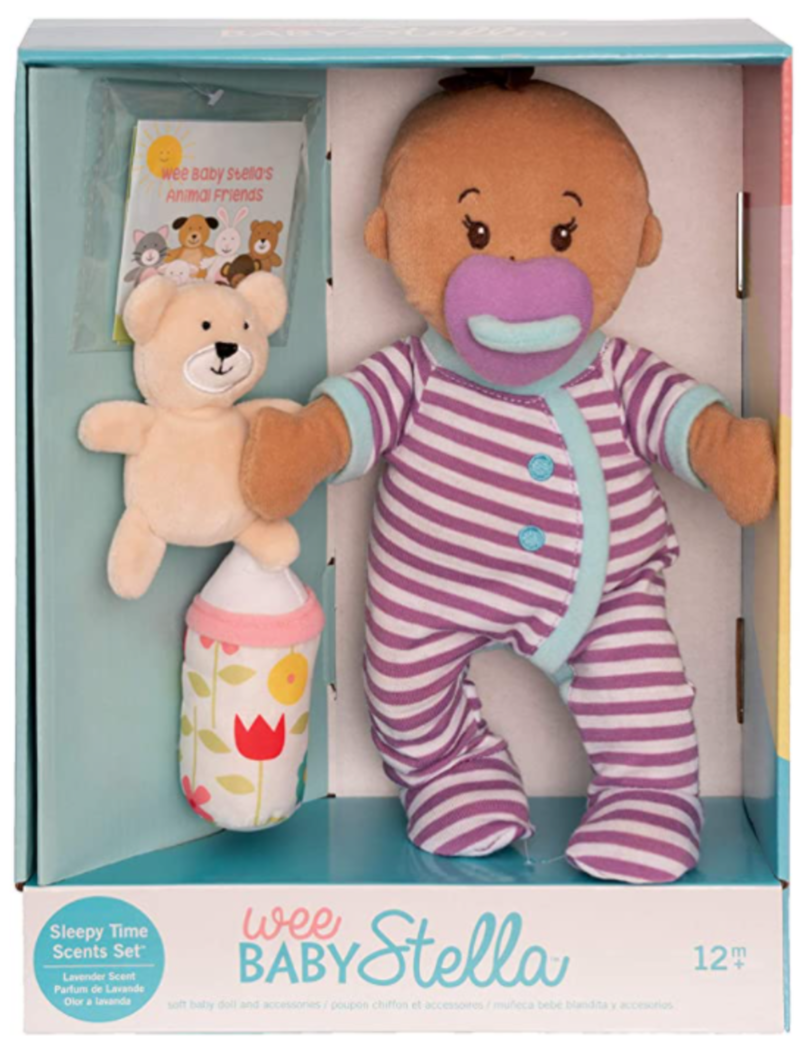 Manhattan Toy Wee Baby Stella Beige Sleep Time Scents