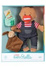 Manhattan Toy Wee Baby Stella Tiny Farmer Set