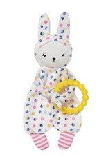 Manhattan Toy Cherry Blossom Teether Baby Bunny