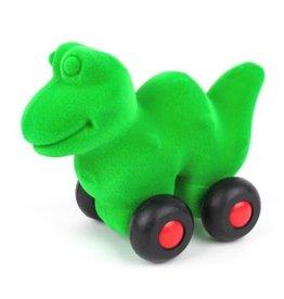 Rubbabu Aniwheelies Micro Animal, Dinosaur