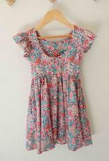 Ollie Jay Ollie Jay Olivia Dress, Floral Meadow