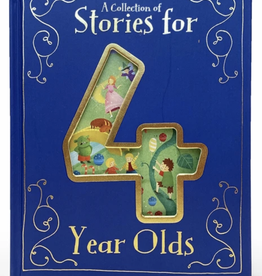 A Collection of Stories for 4 Year Olds, hardcover book