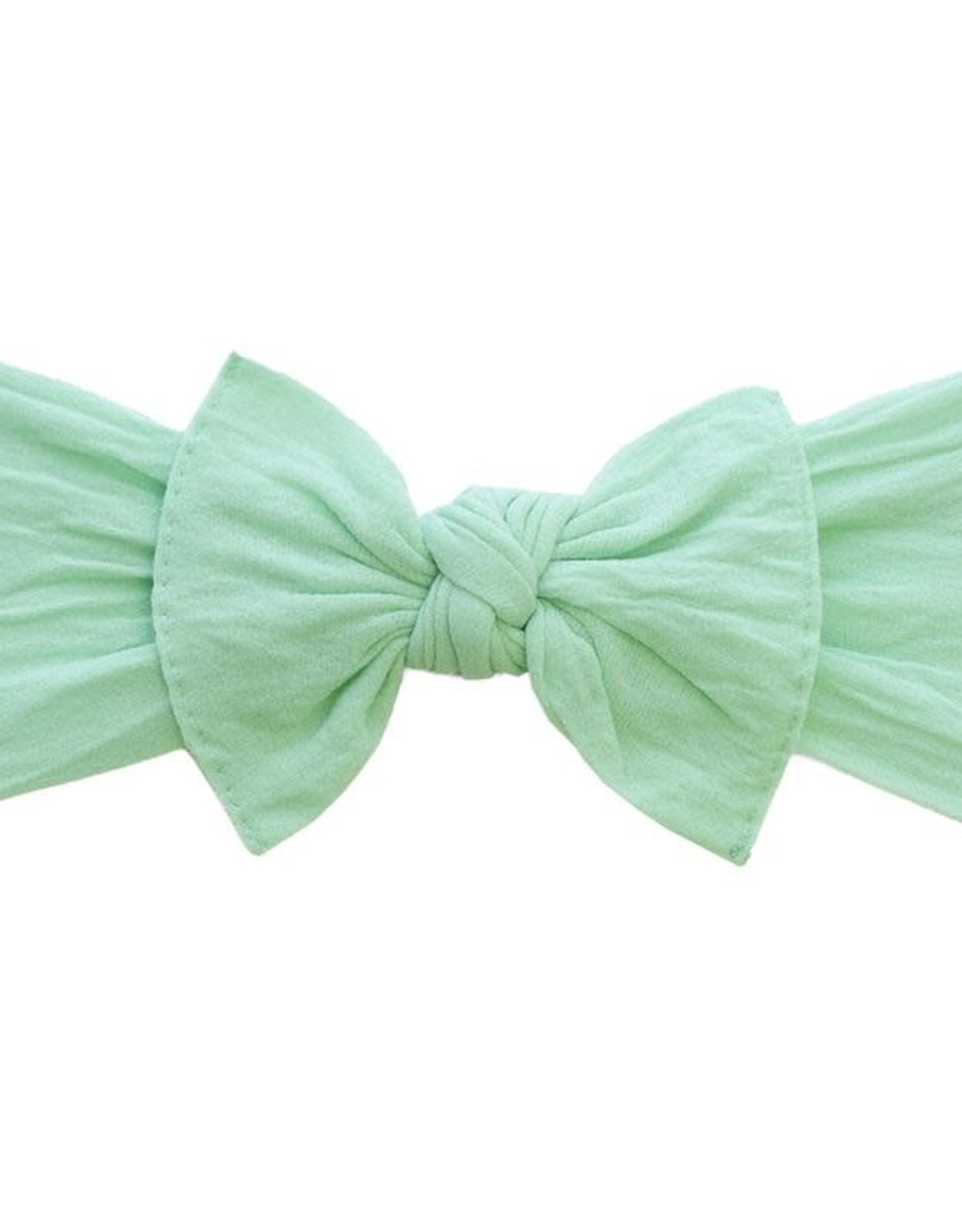 Baby Bling Baby Bling Classic Knot Mint