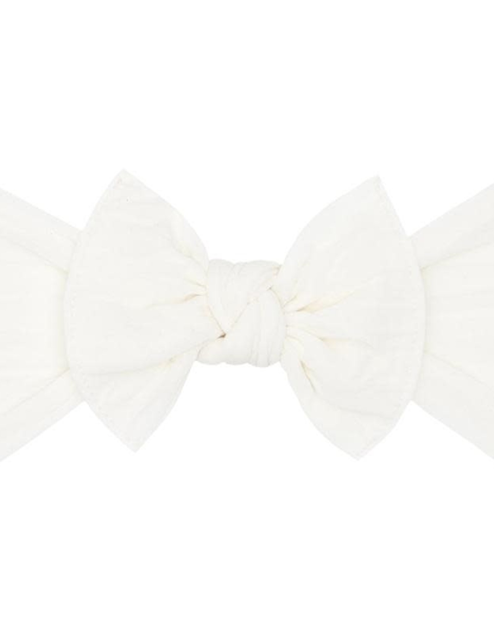 Baby Bling Baby Bling Classic Knot Ivory
